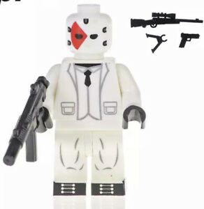 NEW The Punisher Minifigure USA Seller