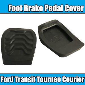 Tout Neuf Ford Transit MK8 TOURNEO COURIER 2014-sur Pédale De Frein Caoutchoucs X 2
