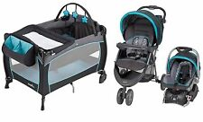 Baby Stroller Travel System Car Seat, Infant Nursery Play Yard, Jogger