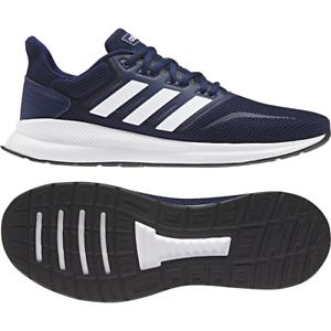 Détails sur Adidas Hommes Chaussures Course Runfalcon Entraînement Bleu Gym F36201 Neuf