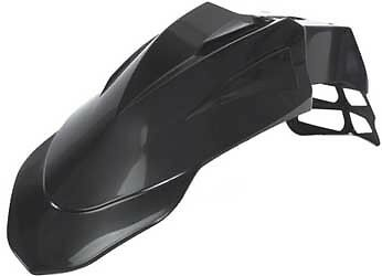 ACERBIS SUPERMOTARD FRONT FENDER BLACK