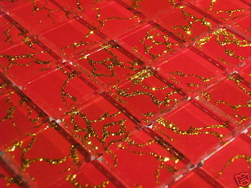 Glasmosaik Mosaik Fliesen Crystal - 1 qm - EFFEKTMOSAIK