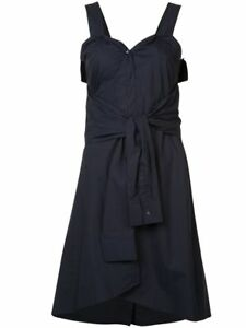Iconique Avant Noir ud Taille Lam N Robe 10 Derek Attache Sculptural n4xIg5qB