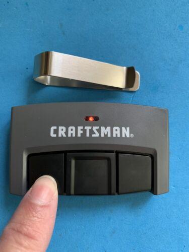 Craftsman CMXZDCG453 3 Button Garage Door Opener Remote Tested HBW7964 New