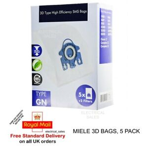 fits Miele Cat /& Dog TT5000 High Quality Hoover Bags /& Filters