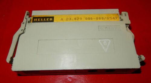 HELLER A 23.020 080-000