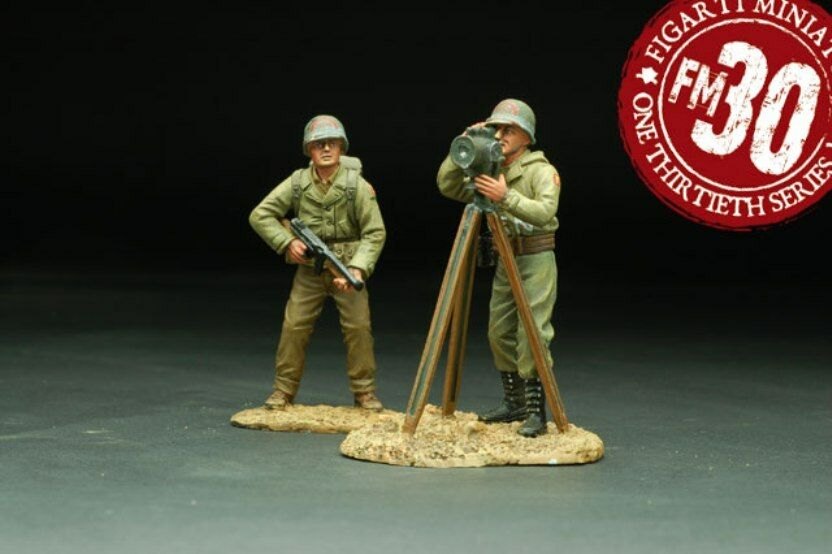 FIGARTI Zinn WW2 Amerikanische eta-021 Figthing Sons Of Beaches MIB