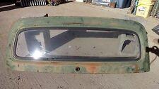 1947 1954 Chevy Suburban CLAM SHELL UPPER DOOR Back Window Original GMC Carryall