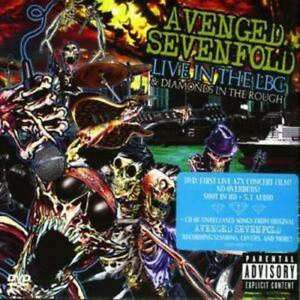 Details about Avenged Sevenfold : Live at the Lbc and Diamonds in the Rough  [cd + Dvd] CD