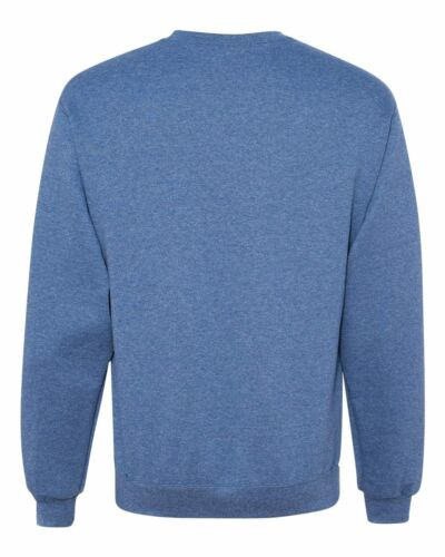 M 562 Pullover JERZEES NEW Men/'s Size S NuBlend Crewneck Sweatshirt XL L