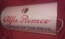 ALFA ROMEO, bar, ufficio, accendere segno, CLASSIC, MANCAVE, Uomo Stile Vintage, Regalo