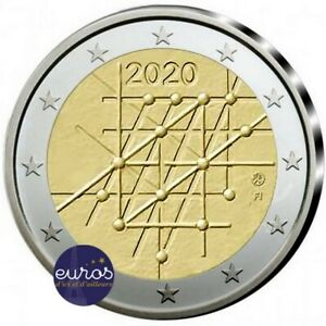 2-euros-commemorative-FINLANDE-2020-Universite-de-Turku-UNC