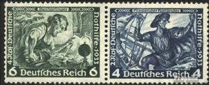 Deutsches-Reich-W47-gestempelt-1933-Nothilfe-Wagner