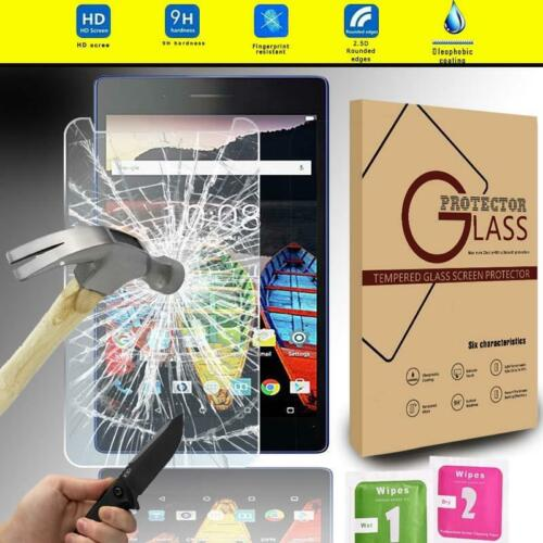 Tablet Tempered Glass Protector cover For Lenovo Tab3 Essential 7