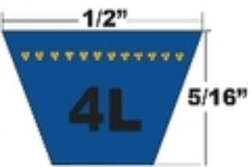 SABRE SCOTTS M110312 Replacement Belt 1//2x64