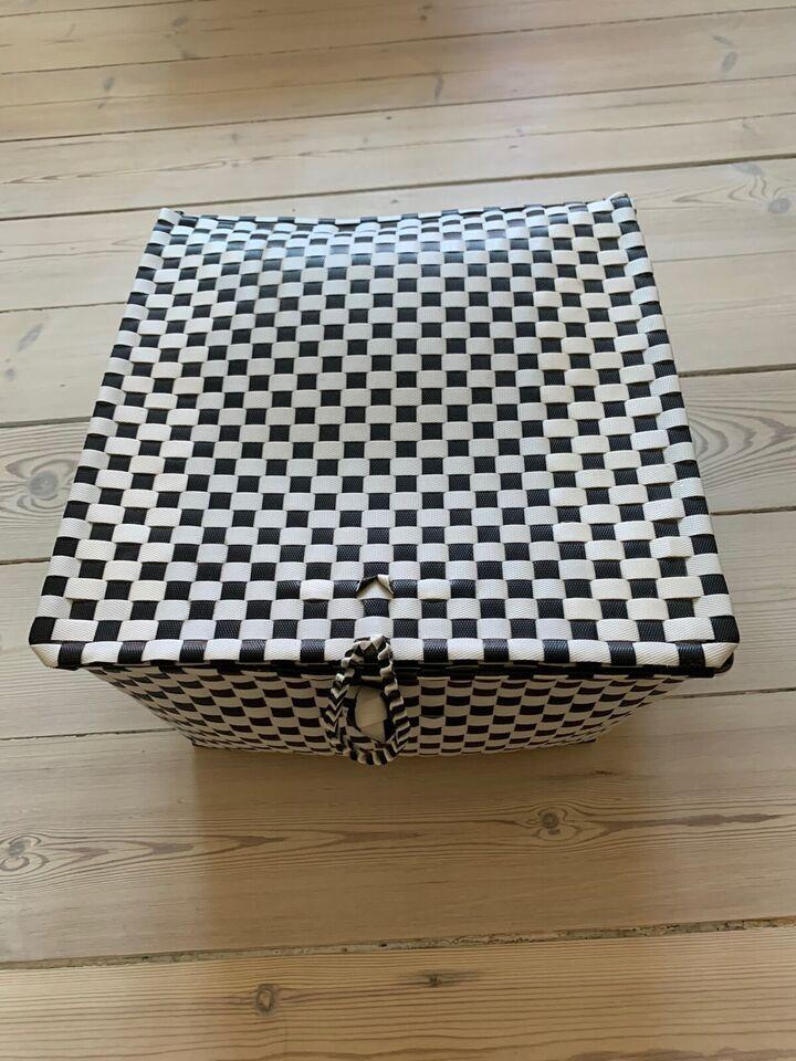 Opbevaring , Box