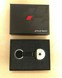 Audi Collection Trolley Chip Key Chain ACM EBay - Audi collection