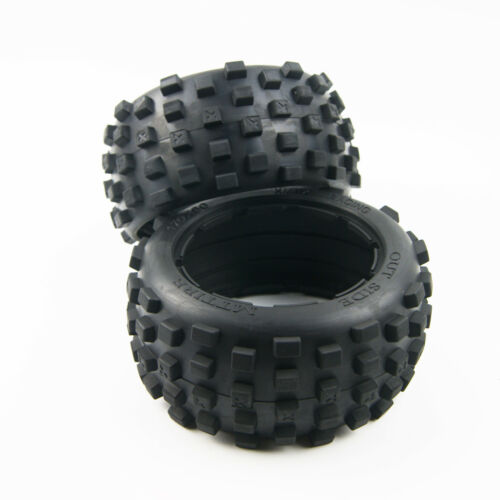 Rear knobby tire digger for baja 5B SS 170mm x 80mm