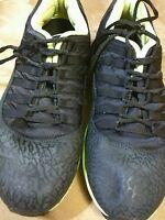 Nike Jordan Cmft 11 Viz Mens 444905-001 Black Volt Athletic Running Shoes Sz 11