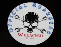 2 Official Gearhead Decals Matco Tool Box Cart Mechanic