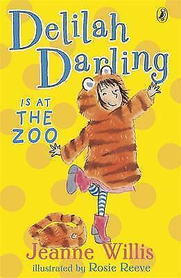 Jeanne Willis, Delilah Darling is at the Zoo, Very Good Book