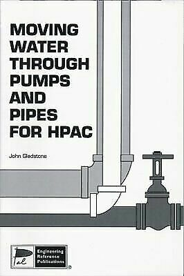 Moving Water Through Pumps and Pipes for Hpac: With Pipe-O-Graph (Tech-Set Serie