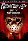 Friday The 13th Part V Beginning 0883929304042 With John Shepard DVD