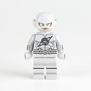 ⎡CRYSTAL MINIFIGS⎦Custom Zoom Flash Lego Minifigure