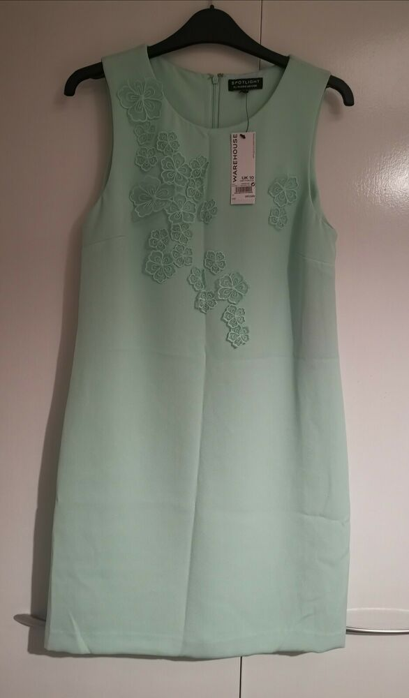 Warehouse Robe Taille 10 Bnwt