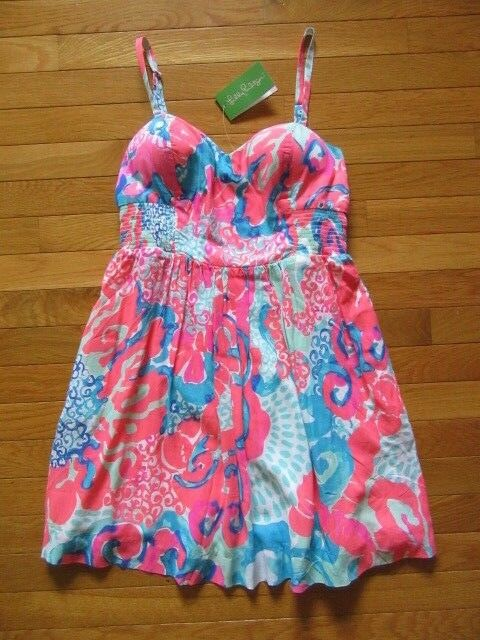 902a0c87b4b0 ... LILLY PULITZER CHRISTINE DRESS, CORAL REEF, I'M SO JELLY, JELLY, ...