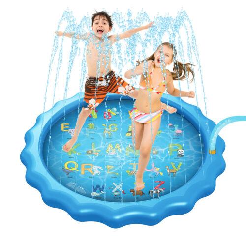 Splash Pool 68 /'/' Pad per spruzzatore Outdoor Splash Mat Piscina per Y3Z2