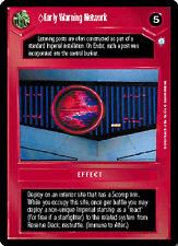 Early Warning Network FOIL [Mint/Near Mint] ENDOR star wars ccg swccg