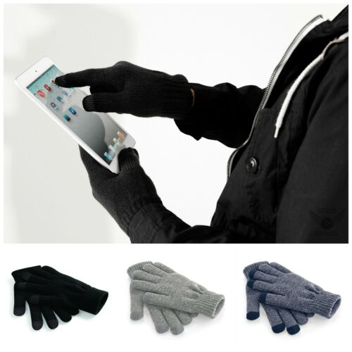 Touch Screen Gloves Mens Ladies iPad iPhone HTC Smart Phone Winter Free PnP