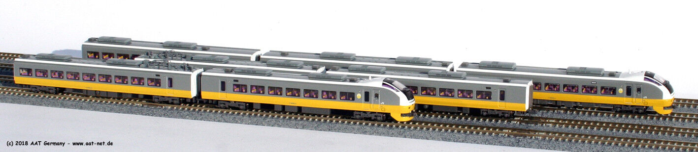 MicroAce N - A4831 - Triebzug Series E653, Japan Railways