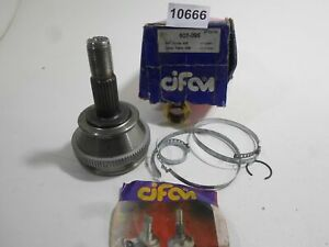 Set Coupling Wheel Side Drive Shaft Joint Set Cifam FIAT Croma Tempra Tipo 1.9