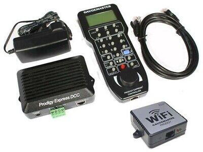 Apprensivo Gaugemaster Dcc-06 Prodigy Express Wifi Digital Dcc Model Rail Controller System
