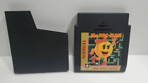 Ms. Pac-Man Tengen NES Nintendo Game Cartridge Authentic Tested Working
