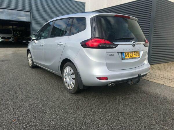 Opel Zafira 2,0 CDTi 170 Cosmo aut. Flexivan - billede 2