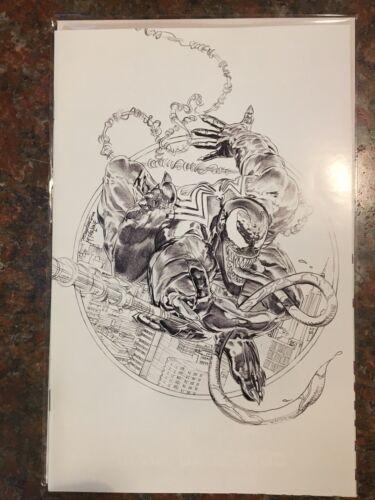 Venom #1 Mayhew Sketch Virgin N@T Mattina Dell'Otto Parrillo ASM 300 Spider-Man