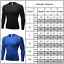 Men-Compression-Long-Sleeve-Running-Shirt-Thermal-Base-Layer-Gym-Fit-Sports-Tops thumbnail 2