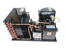 Indoor Qt Aha2445axd Condensing Unit 1 Hp Low Temp R12 220v1ph Usa