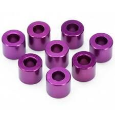 HPI Savage Spacer 4x8x6.5mm Purple (8pcs) 86378