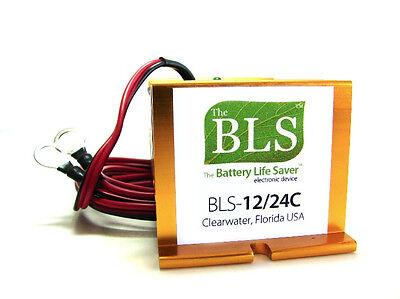 Battery Life Saver BLS-12/24C Desulfator Reviver Rejuvenator 12v 24v volt