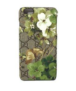 più recente 73a97 2d8fb NEW/AUTHENTIC GUCCI 417895 GG Supreme Blooms iPhone 6 Plus Phone ...