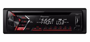 Autoradio-Pioneer-DEH-S100UB-CD-MP3-USB-AUX-IN-riproduzione-WMA-MP3-WAV