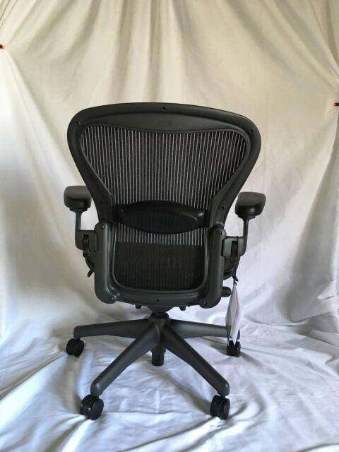 Herman Miller Aeron Chair Size B Ebay