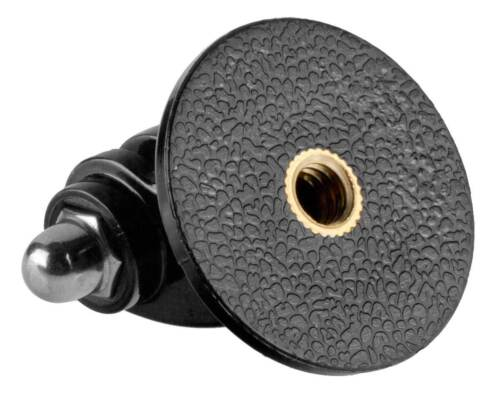 Tripod Mount 1//4 Zoll Stativ Adapter black schwarz f AEE Actionkamera S40 S60