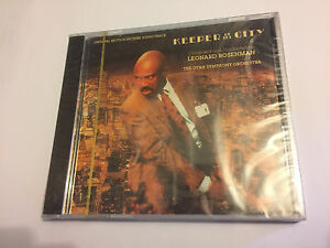 KEEPER-OF-THE-CITY-Rosenman-OOP-1991-Intrada-Soundtrack-Score-OST-CD-SEALED