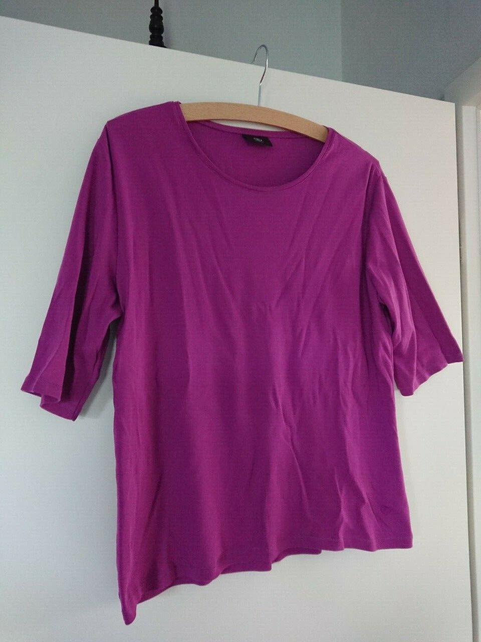 Trendiges Bogner Shirt, 1 2 Arm erika Gr. 48 neu