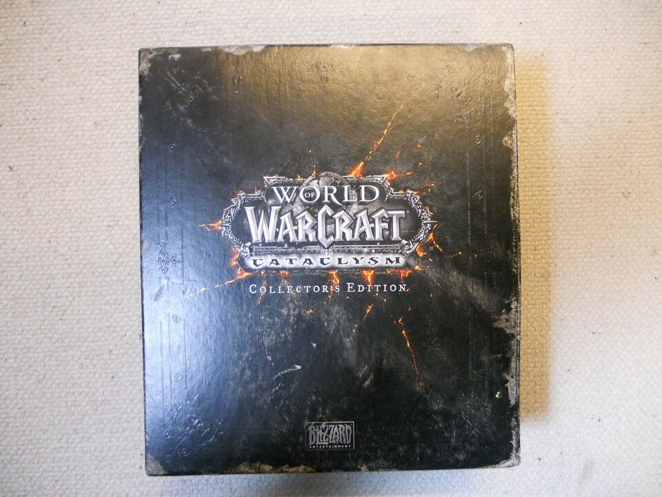 World of Warcraft Cataclysm Collectors Edition, anden